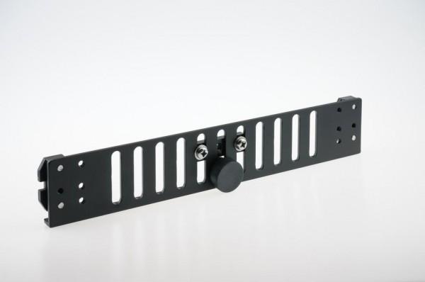Basisplatte 30 cm für Unterwasserkamera inkl. Stativschraube