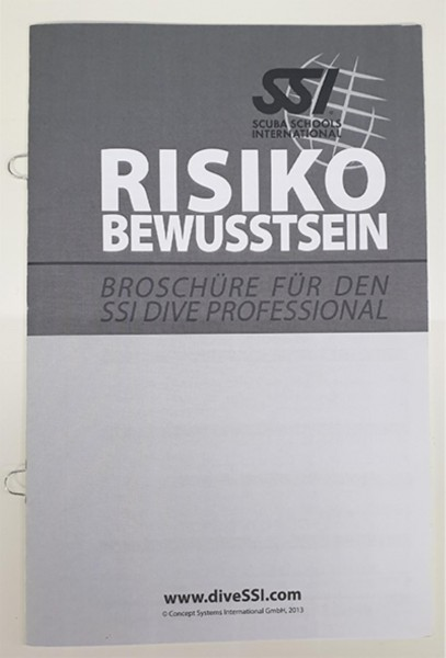 Risk Awareness Booklet