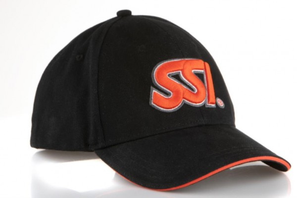 SSI Base Cap Black Unisex - SSI TEAM