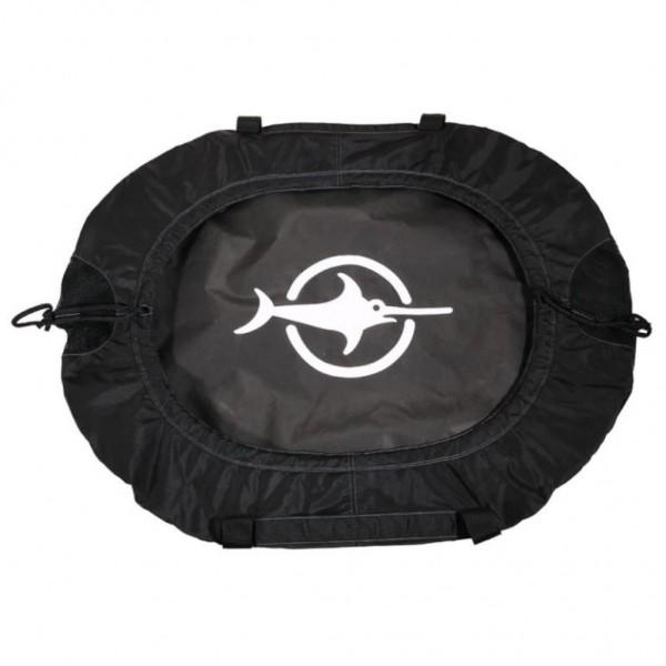 2 in 1 Tasche: Transporttasche und Bodenmatte
