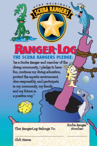 Scuba Rangers Log Booklet - Basic Module
