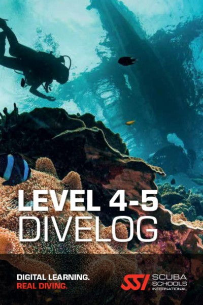 Einlage Level 4-5 (76 Tauchgänge)