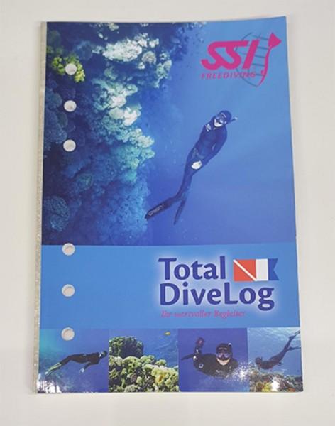 Freediving Log - Basic Module (30 Dive Sessions)