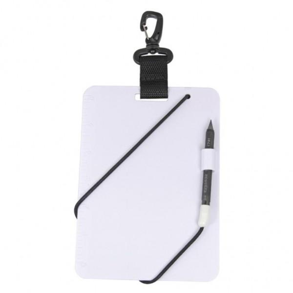 Schreibtafel mit Stift