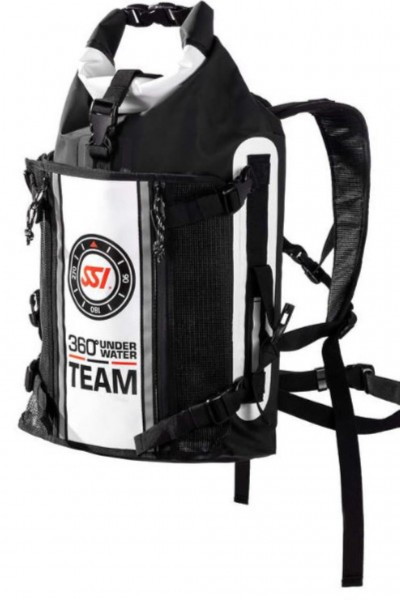 Rucksack NEU - SSI International Dive Team