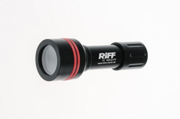 Riff Videoleuchte D11V